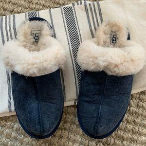 Ugg Navy Slippers